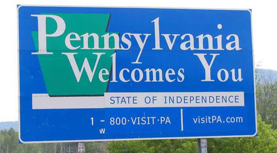 pennsylvania-welcome-post