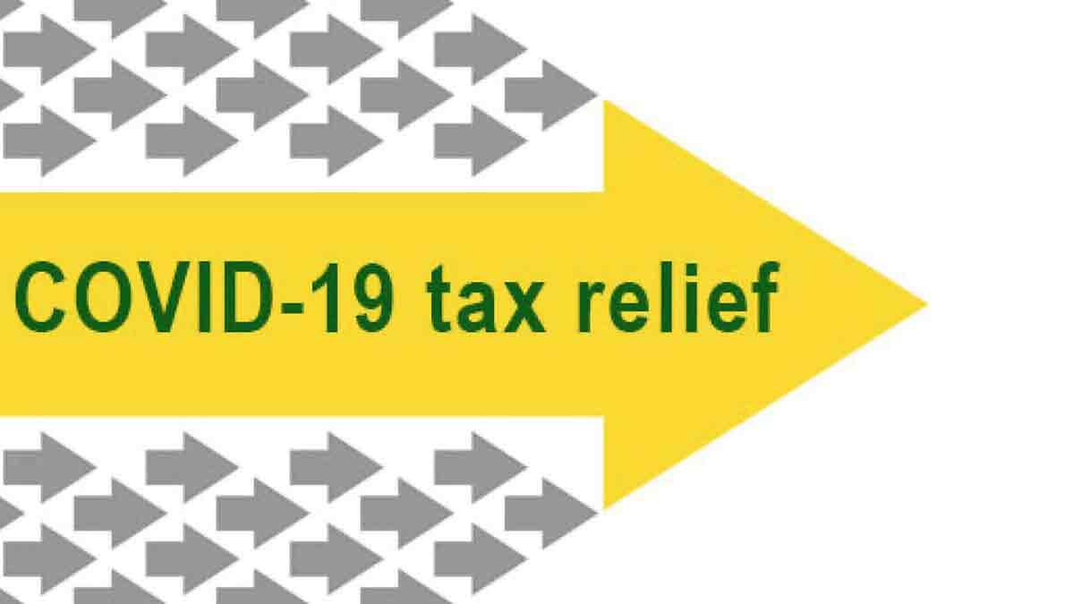 COVID-19-tax-relief