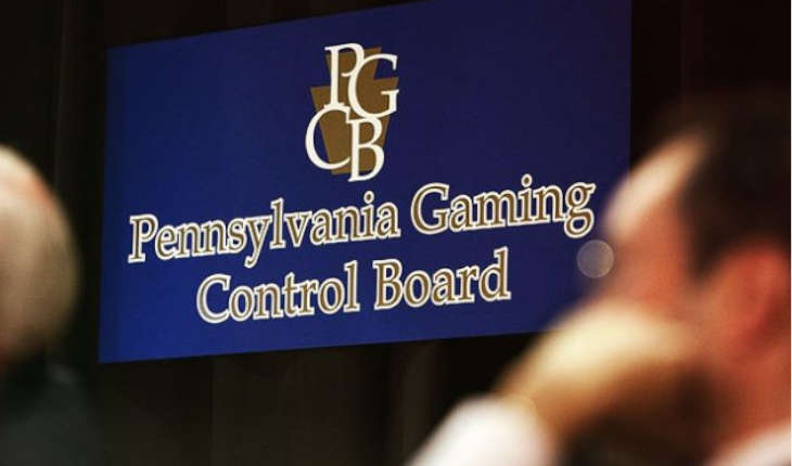 Philly's Gaming Control Board in 2019.