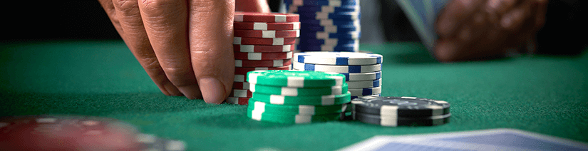 Blackjack Winning Tips Chips in Hand