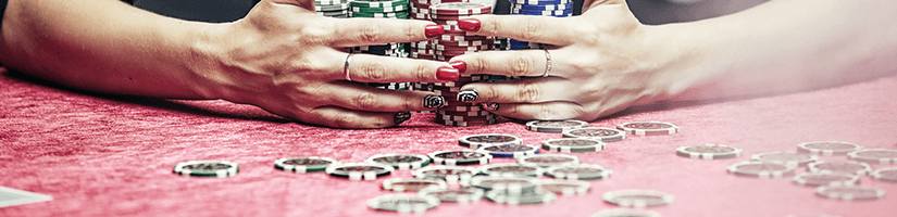 Craps Tips for Winning Woman with Chips