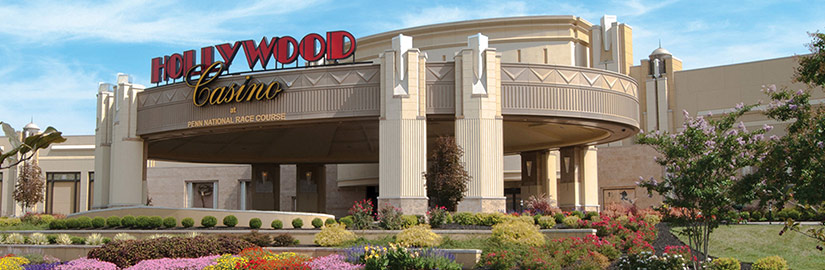 Hollywood Casino Penn National Race Course Exterior Image
