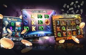 Online Slots Games Splash Screen