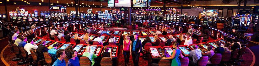 Sands Casino Resort Bethlehem Interior Image