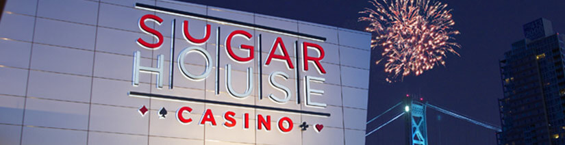 Sugar House Casino Exterior Image