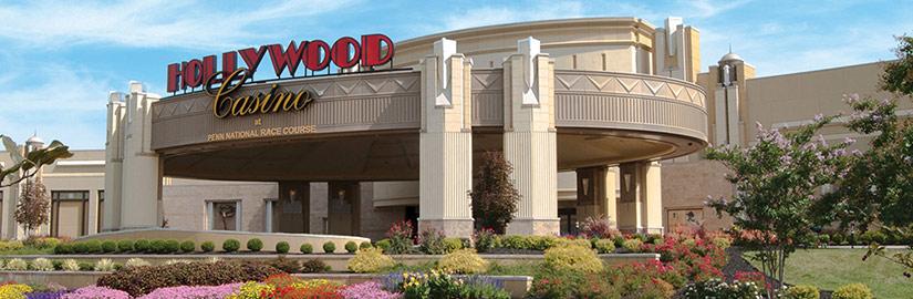 Hollywood Casino Penn National Race Course Exterior Image
