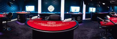 Live Dealer Casino Table Set Up