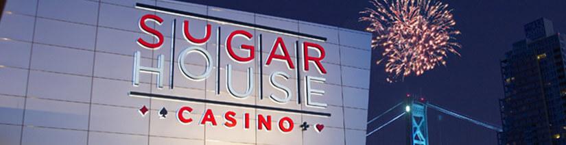 Sugar House Casino Exterior Image