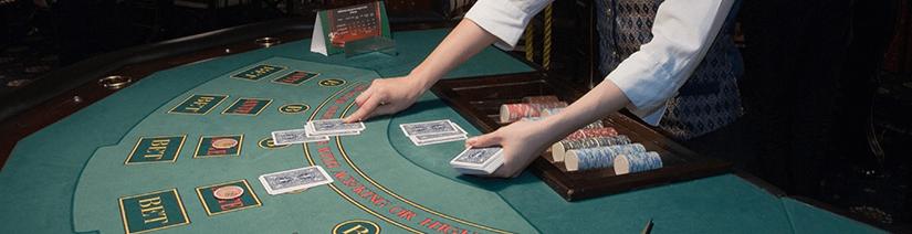 Types of Blackjack Games Dealing Cards